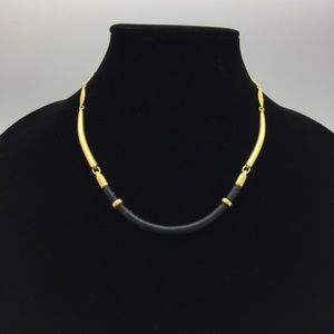 Stella & Dot Marcell collar necklace F26